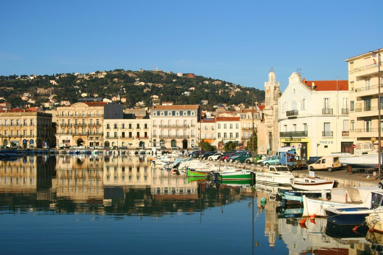 Worldwide festival takes place in the gorgeous city of Sete