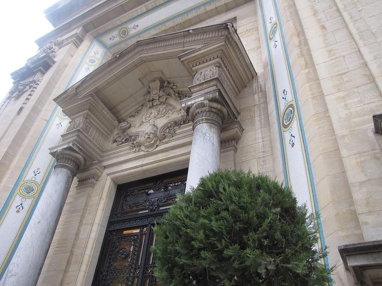 Musée des Beaux-Arts in Nimes