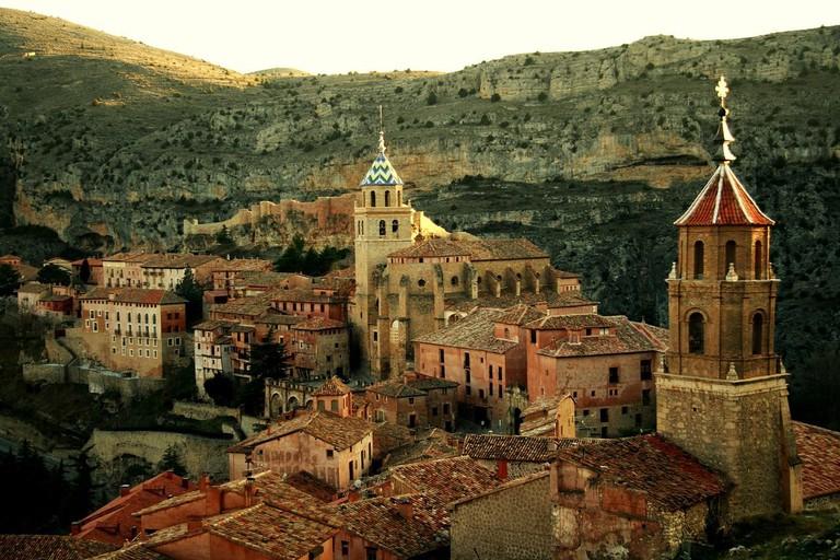 Albarracín, Aragon, Spain