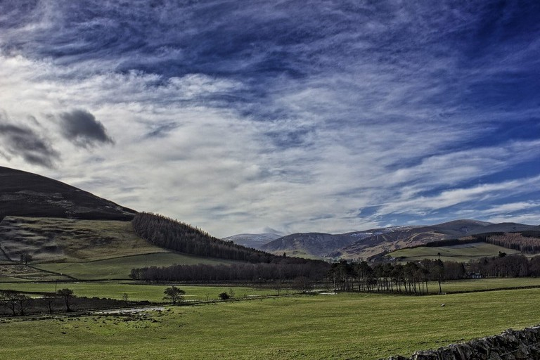 Peeblesshire, Scotland