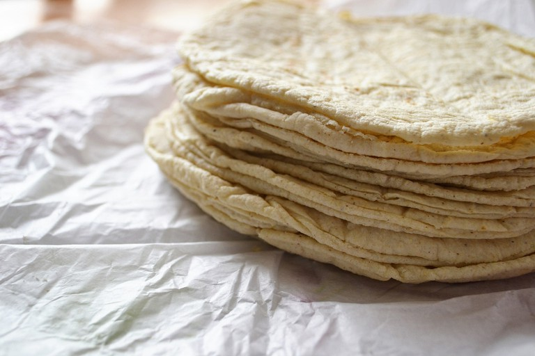 Flour Tortillas │