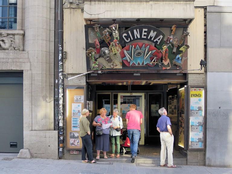 Cinema Nova in Brussels