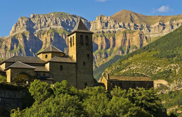 Torla, Huesca, Spain