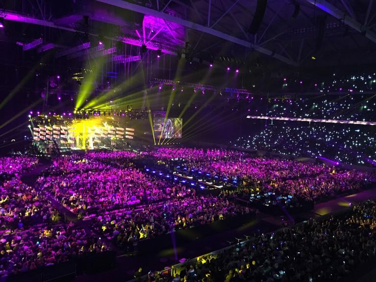 Melodifestivalen audience