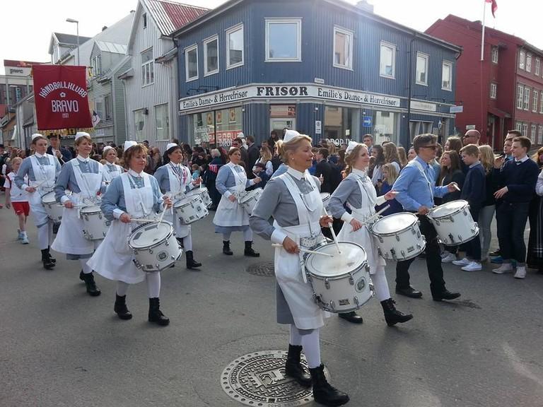 17 May celebrations in Tromsø, Courtesy of Visit Tromsø