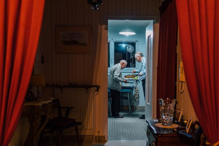'Family Dinner' by Guillaume Flandre