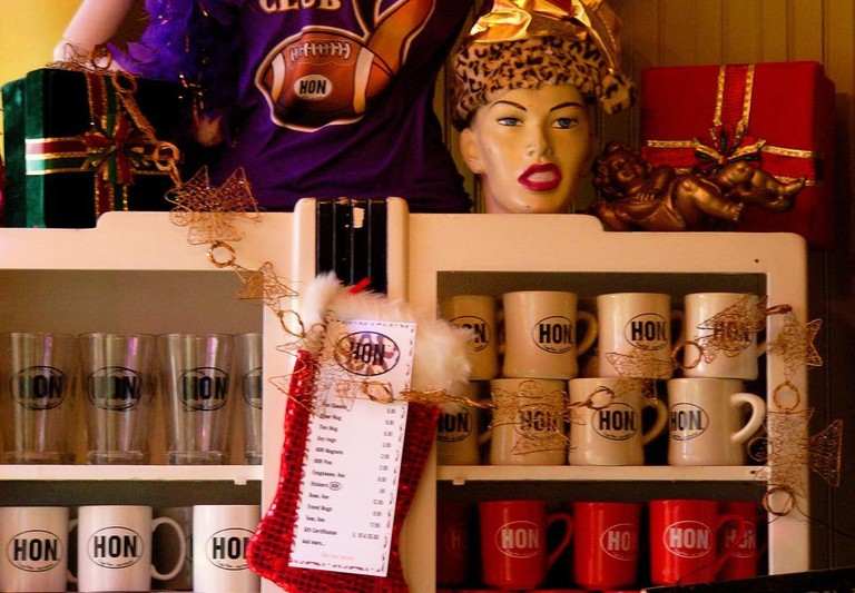"""This Cafe Hon display shows how """"Hon"""" is a way of life in Baltimore"""