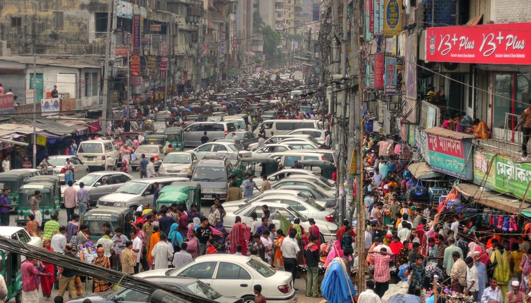 Bangladesh is among the 10 worst polluted countries in the world