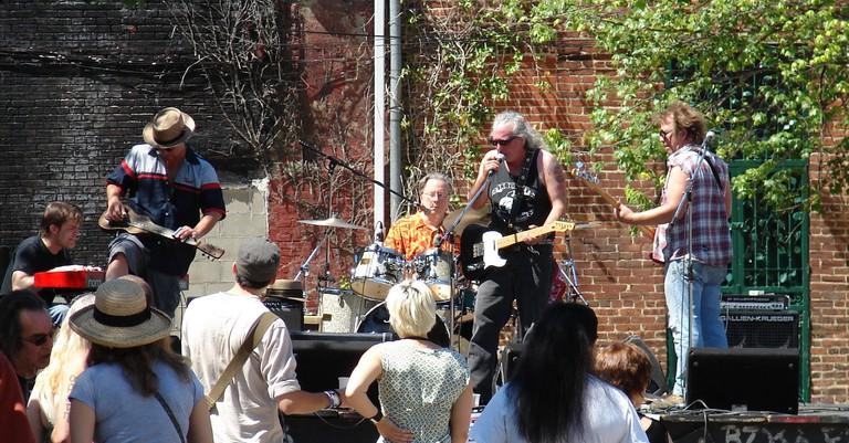 Sowebo, music festival, summer festival, Baltimore, Maryland, musicians, band