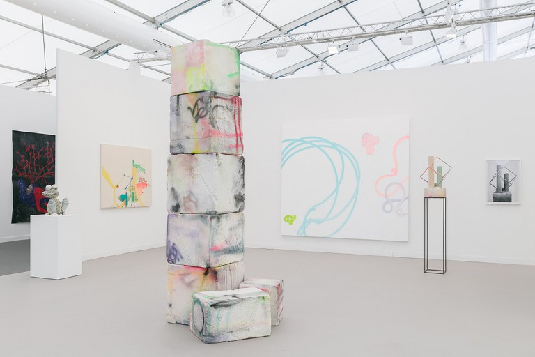 303 Gallery, Frieze New York 2018