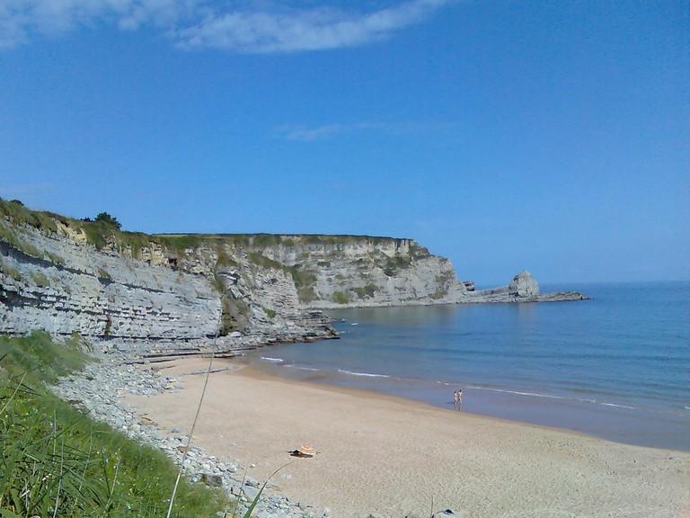 Playa de Langre, Santander