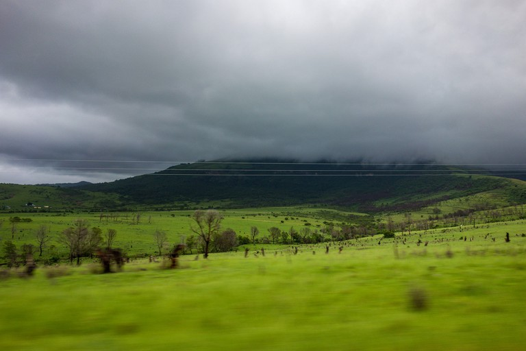 The misty mountains of Hogsback