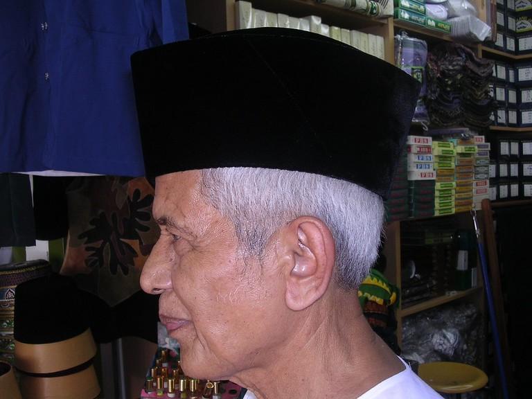 songkok cap