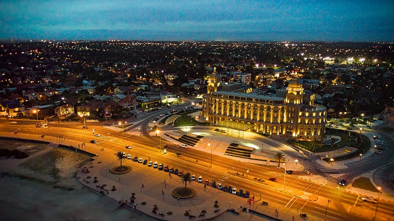 Sofitel Montevideo Casino Carrasco is the heart of the neighborhood