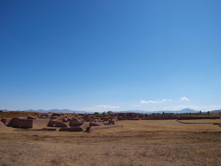 Paquimé ruins