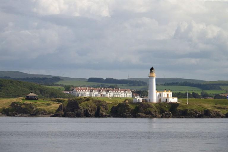 Trump Turnberry Resort, Ayrshire, Scotland