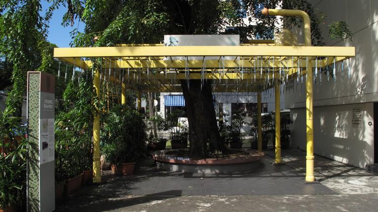 Singapore Tiong Bahru Bird Corner