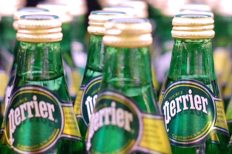 Visit the natural source of Perrier just outside of Nimes