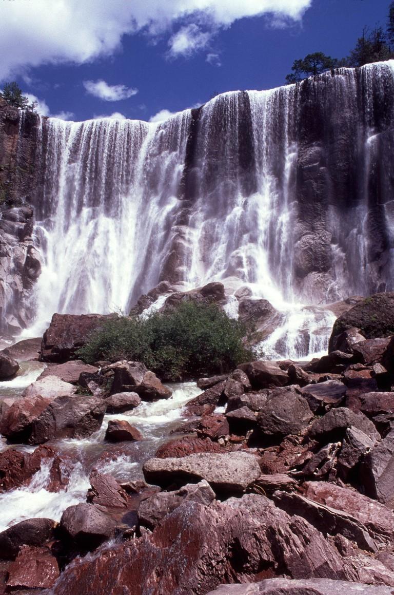 Cusararé Falls