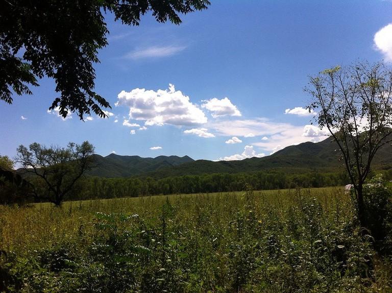 rio sonora valley