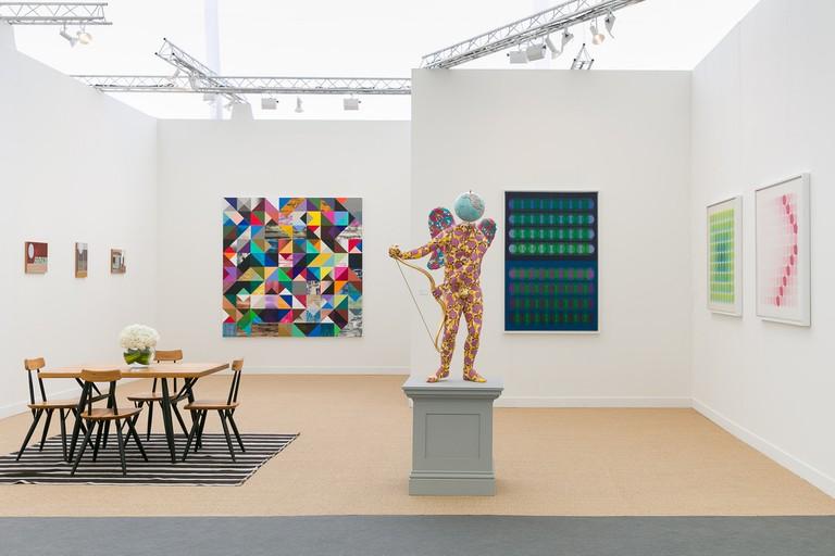 Stephen Friedman Gallery, Frieze New York 2018