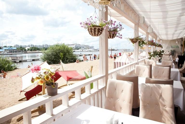 Sunday Ginza terrace