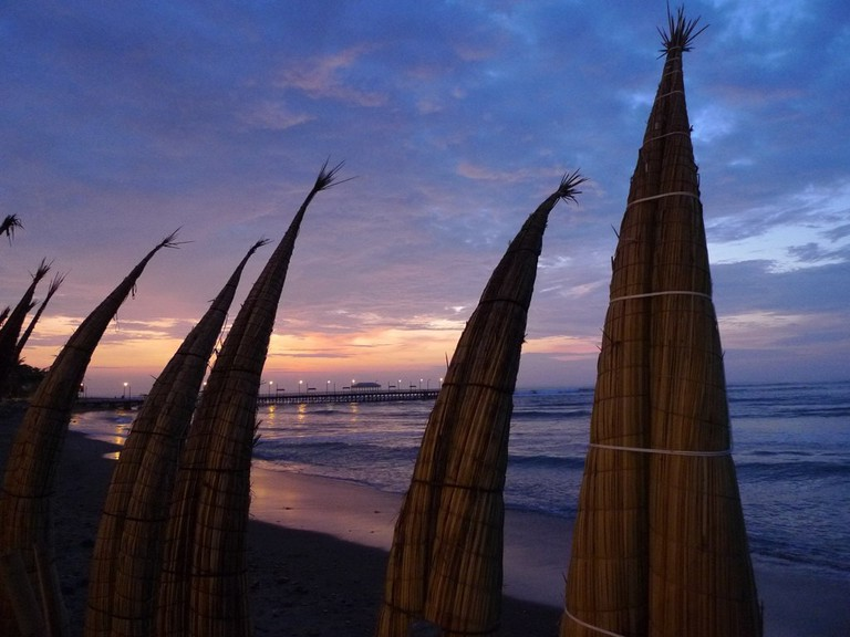 Sunset in Huanchaco - 22