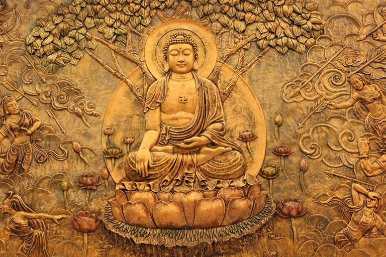 Bronze_Buddha_Lotus