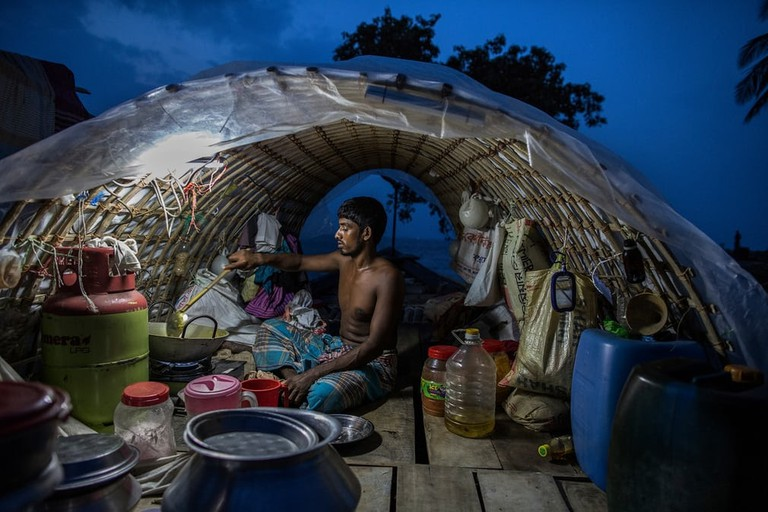 'A Fisherman's Life' by Probal Rashid
