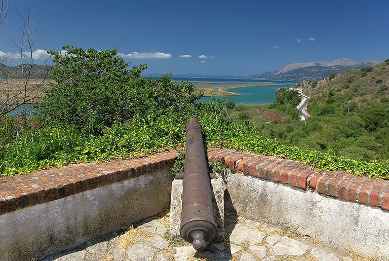The view from Butrint