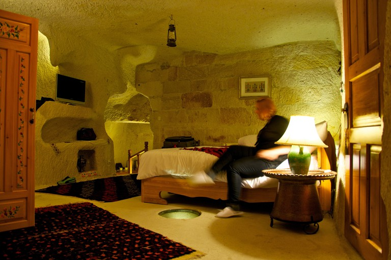 Museum Hotel in Cappadocia