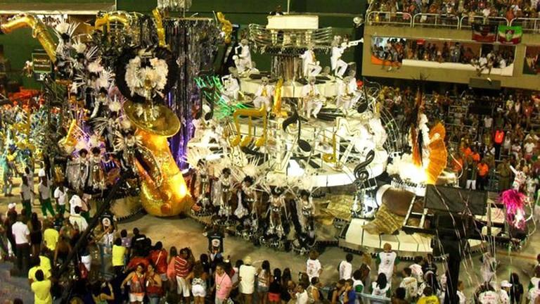 Samba Group Carnival