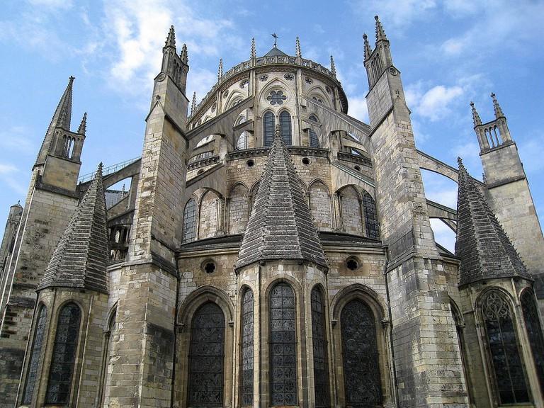 Cathédrale St-Étienne in Bourges