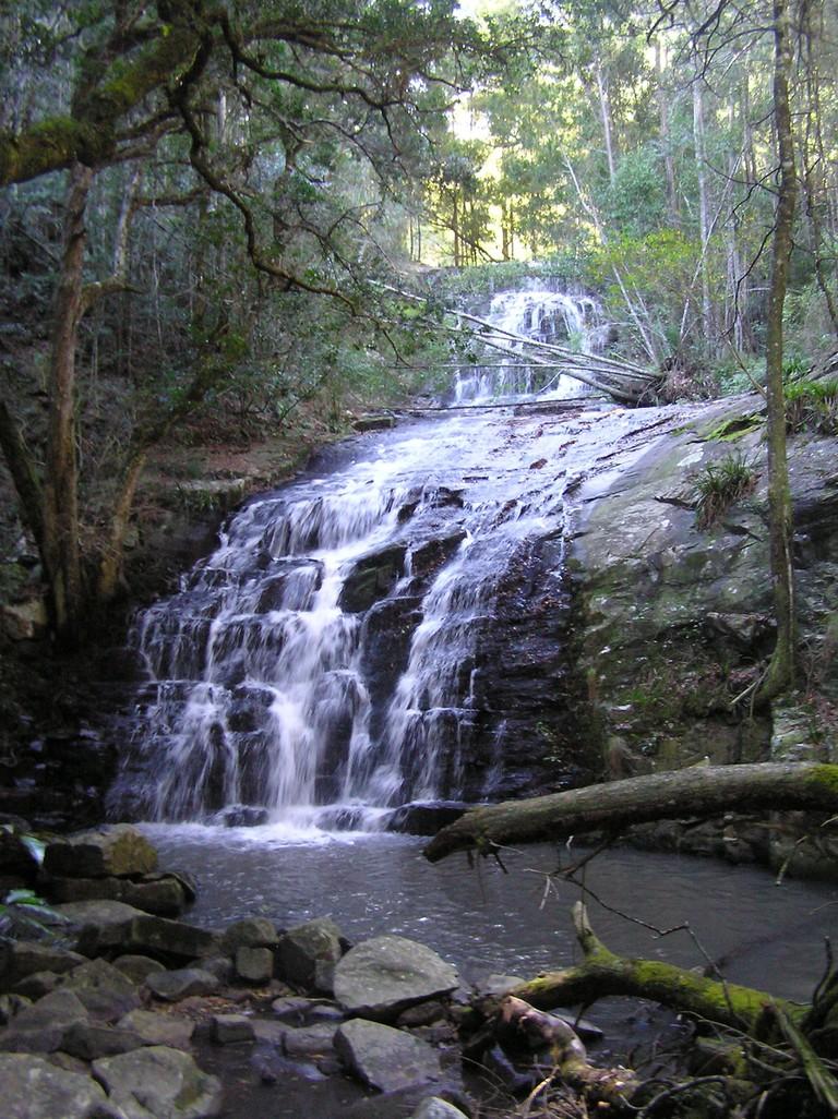 Swallow Tail Falls