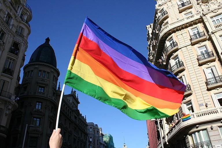 800px-Non-standard_LGBT_flag,_Madrid_Gay_Pride_2008