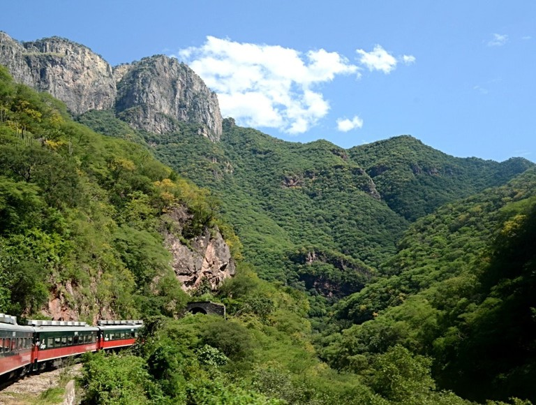 copper canyon railroad