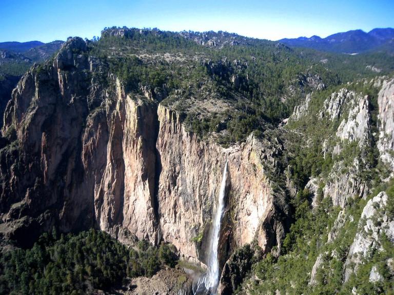 Cascada de Basaseachi
