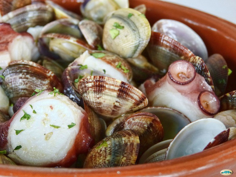 Get a taste for Baja's best clams in tiny San Quintín