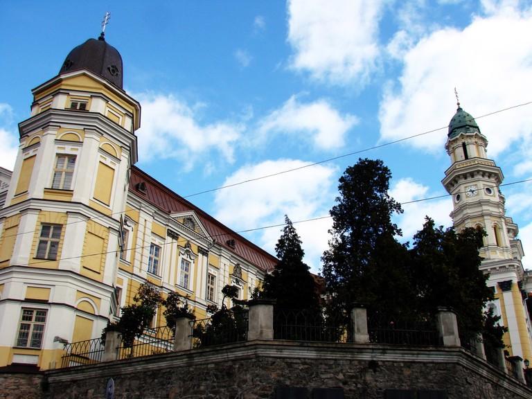 Резиденція_єпископа_(Ужгород)