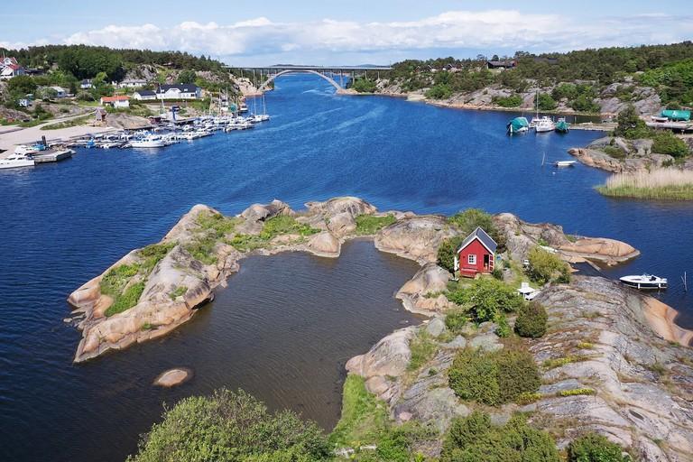 A private island in Hvaler