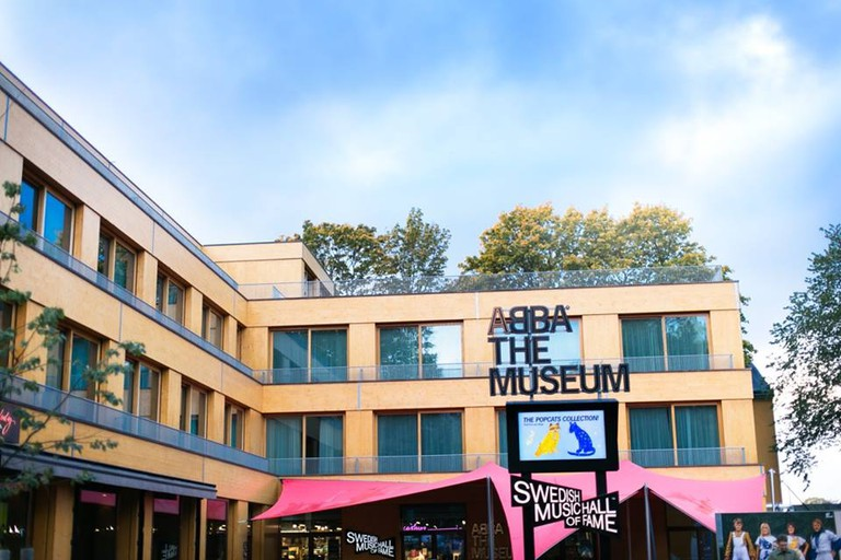 ABBA The Museum, © Anna Bergkvist, Courtesy of ABBA The Museum