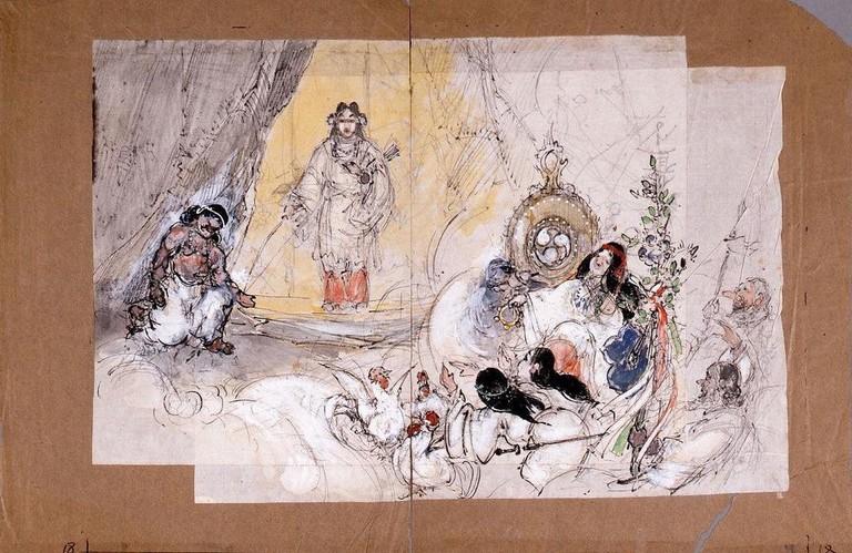 Ama-no-Iwato_by_Kawamura_Kiyoo_(Edo-Tokyo_Museum)