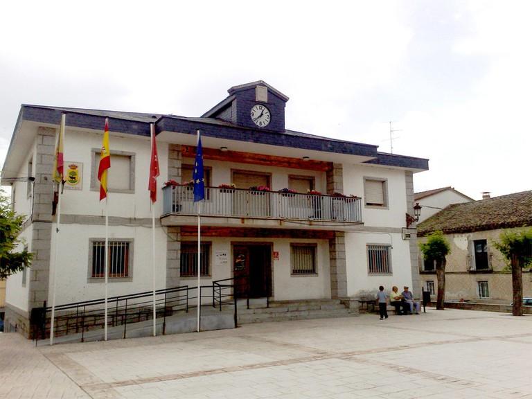 Ayuntamiento_y_Museo_Picasso_de_Buitrago
