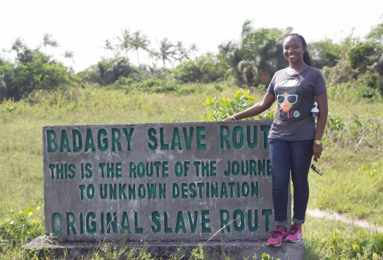 badagry slave route