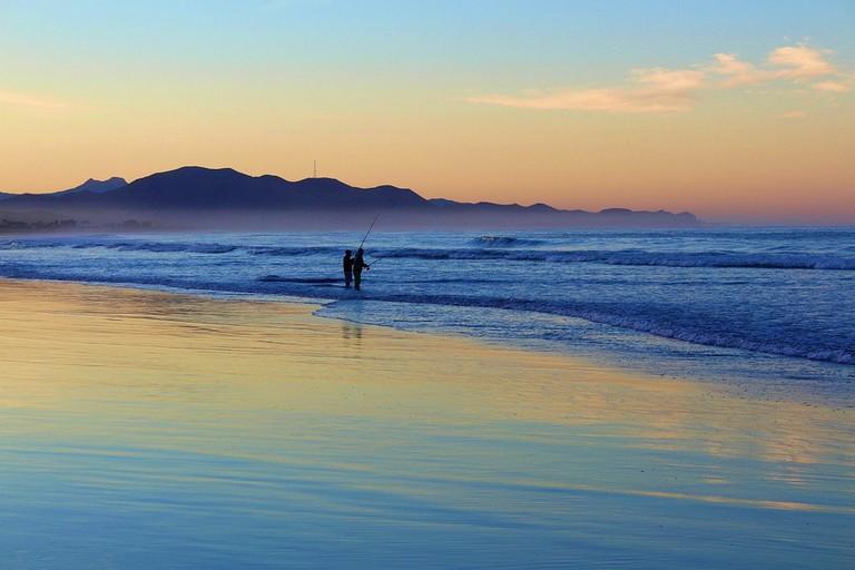 Baja Cerritos Sunset Outdoors Sky Nature Water
