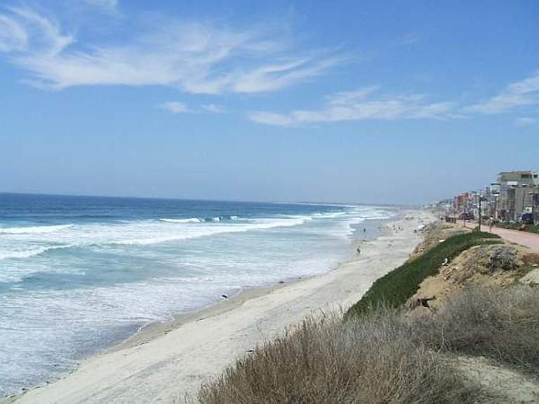 Rosarito beach is one of Northern Baja's most popular tourist beaches