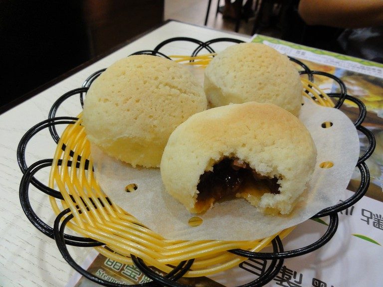 Tim Ho Wan are renowned for their best-selling baked BBQ pork buns