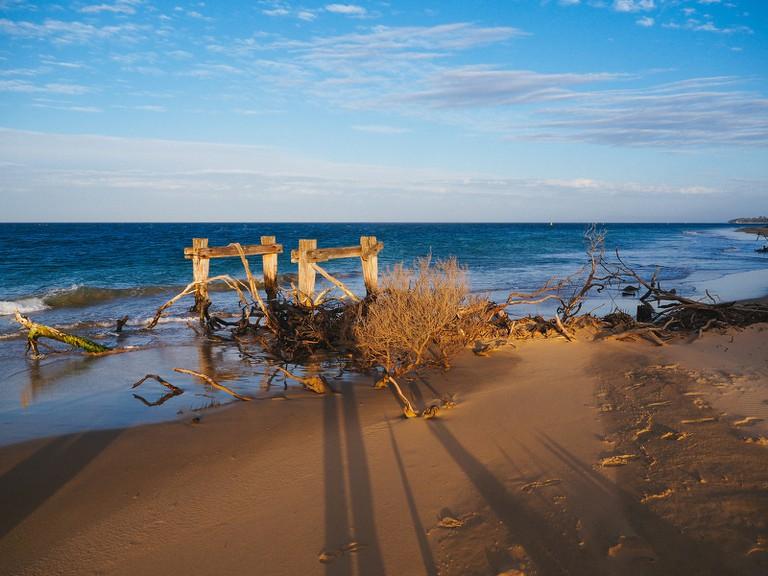 Beach at Portsea © Warrick Wynne / Flickr