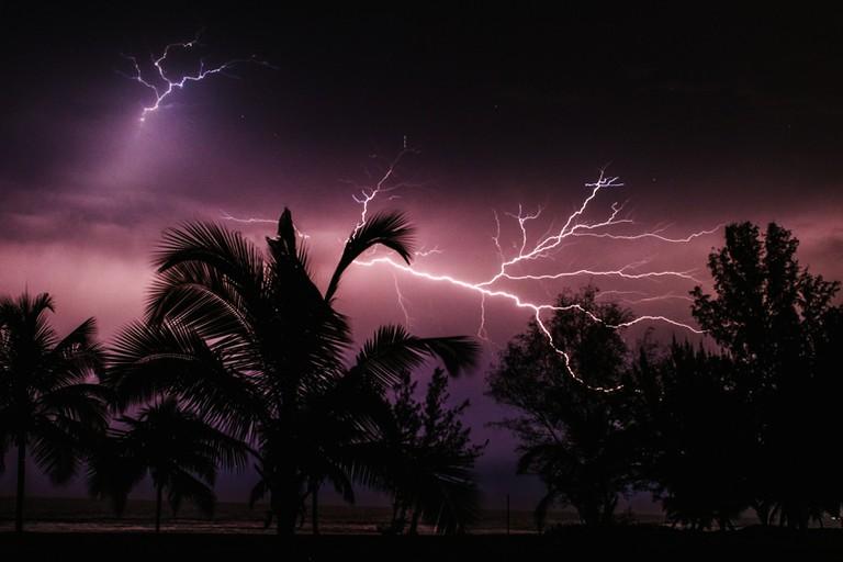 Lightning strikes | © Bethany Laird/Unsplash