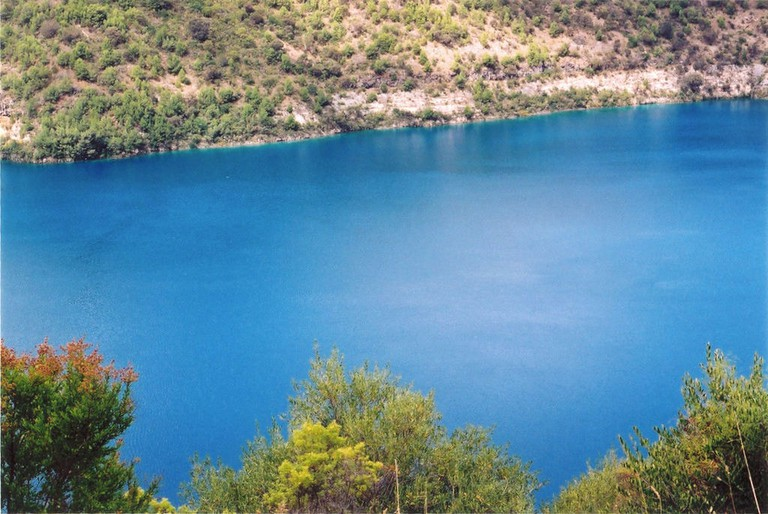 Blue Lake in Mount Gambier © Diceman / Wikimedia Commons